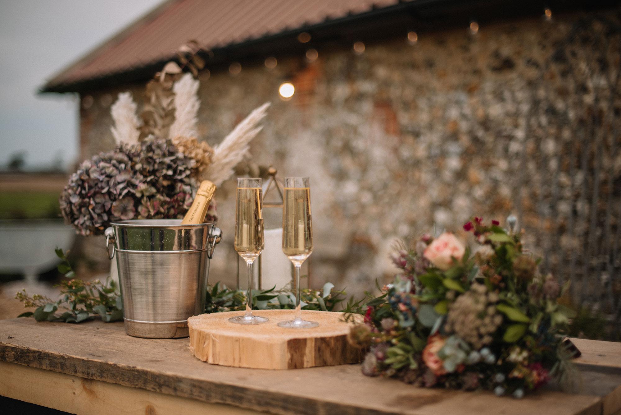 Chidham Barn Blank Canvas Wedding Venue, Chichester West Sussex